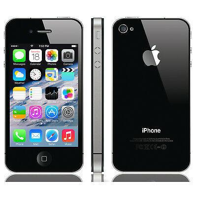 Apple iPhone 4S Black / 16GB / Factory Unlocked / Mint Condition / Fast Shipping