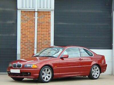 2000 Bmw E46 328Ci Se Coupe Manual.. Family Owned.. Very Low Miles.. No Reserve