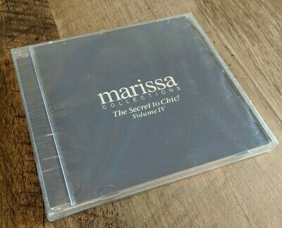 Marissa Collections CD BRAND NEW/SEALED The Secret to Chic! Volume IV - 2008