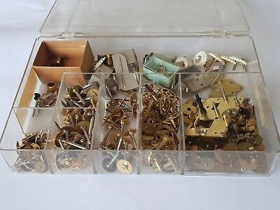 Assorted Clock Parts