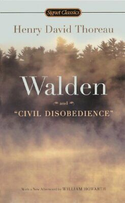 Walden And Civil Disobedience (Turtleback School & Library Binding Edition)