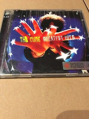 The Cure - Greatest Hits. 2 Disc Special Edition. (2001)