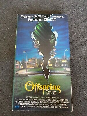 The Offspring 1986 Betamax Beta