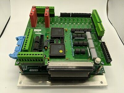 MultiCam M24 Rev 4 H971 4B CNC Router Control Board Stack from MG101
