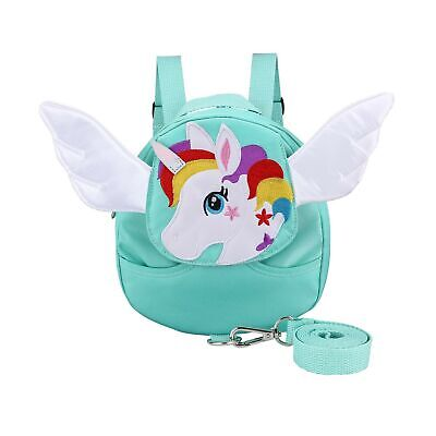 Toddler Backpack with Baby Leash- Toddler Harness Unicorn Backpack for Toddle...