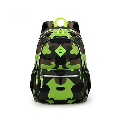 School Backpack Elementary School Bags Casual Daypack Kids Bookbag for Boys a...