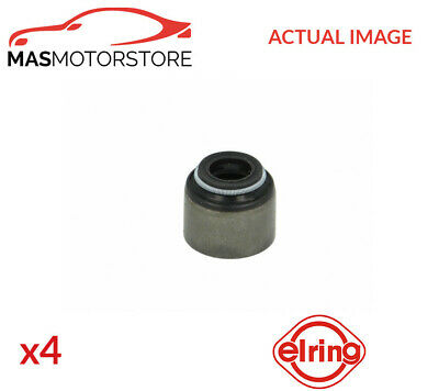 4x 010270 ELRING VALVE STEM SEAL SET I NEW OE REPLACEMENT