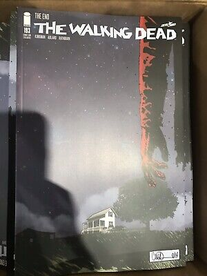 Walking Dead #193 SDCC Exclusive In Hand NM SkyBound Image Sold Out!