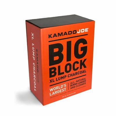 Kamado Joe KJ-Char Hardwood Lump Charcoal, Extra Large (20 pounds)
