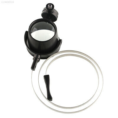 74F5 Portable 15X Eye Led Magnifier Loupe Jewelers Glass Watch Watchmakers