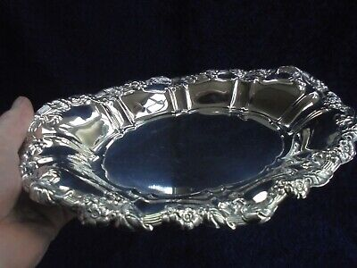 Antique Style Viners Australian Silver Plate Serving Dish