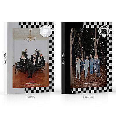 [NCT DREAM] 3rd Mini Album - We Boom / Boom / New, Sealed / Preorder