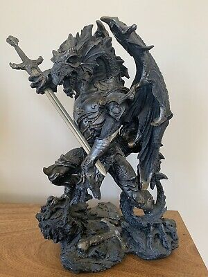 Dragon Knight Rare Mint Condition Statue