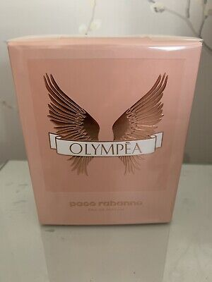 Genuine PACO RABANNE OLYMPEA 50 ml Eau de Parfum SPRAY NEW SEALED RETAIL PACK