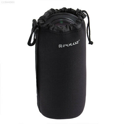 0CFD PULUZ SLR Lens Pouch Camera Lens Pouch Lens Store Case Camera Cases