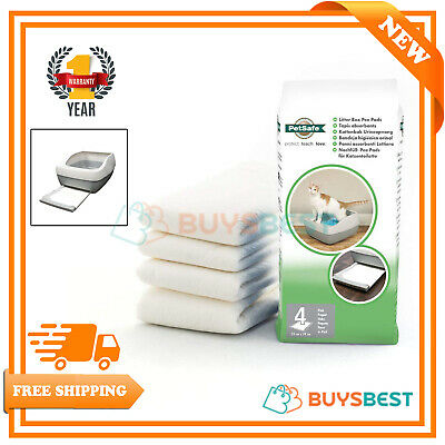 PetSafe Litter Box Pee Pad for Deluxe Crystal Cat Litter Box System PAC19-16772