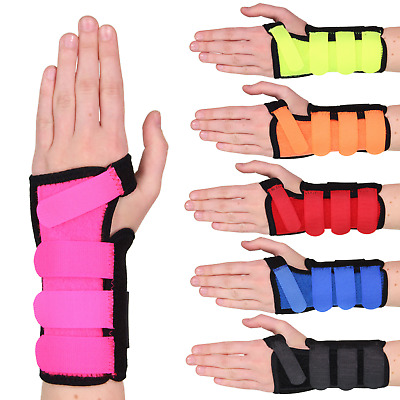 Solace Bracing Orthopaedic Neoprene Badminton Tennis Hand Wrist Support Brace