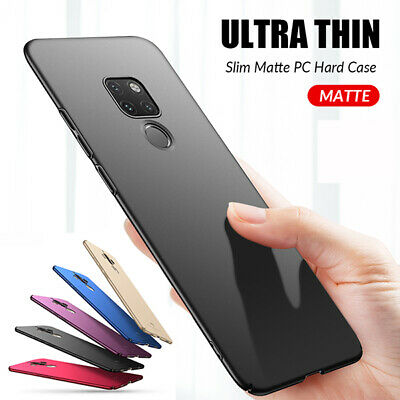 Luxury Protective Slim Thin Hard Back Case Cover For Huawei Mate RS 8 9 10 20