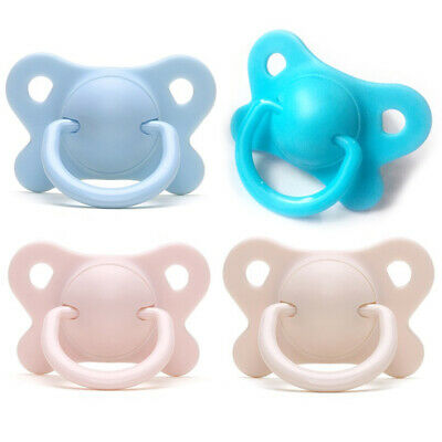 Baby Newborn Silicone Pacifier Dummy Nipples Orthodontic Pacifiers Sleep Gifts
