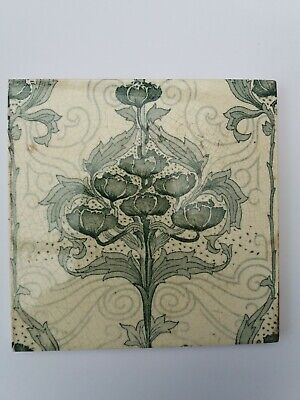BEAUTIFUL VICTORIAN PRINTED TILE,MINTONS CIRCA 1880 (4 available)