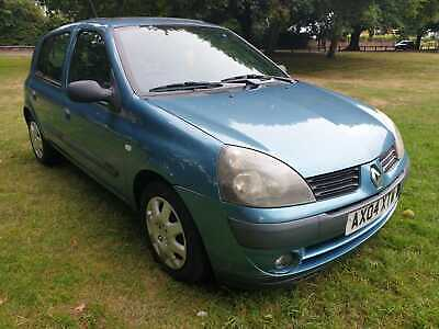 2004 Renault Clio Automatic 1.4 16V Ultra Low Mileage 16427!!!! Rare Don't Miss