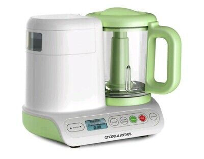 Andrew James Digital Baby Food Blender Maker  - £70 New