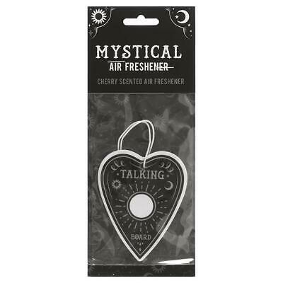 Mystical Cherry Scented Car Air Freshener Talking Board Love Heart Gothic Family