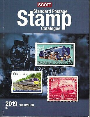 Scott 2019 Postage Stamp Catalogue Volume 3B, H-I countries