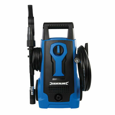 1400W Silverline Electric Pressure Washer 105Bar