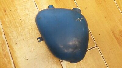 Bsa C15 Competition Model Oil Tank Bag 1965-66 - 40-8340 Nos