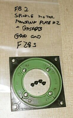 Emco FB-2 Mill Drill Parts: Motor Mounting Plate #2 & Gasket F28S