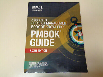 Guide to the Project Management Body of Knowledge (PMBOK® Guide)–6th Edition