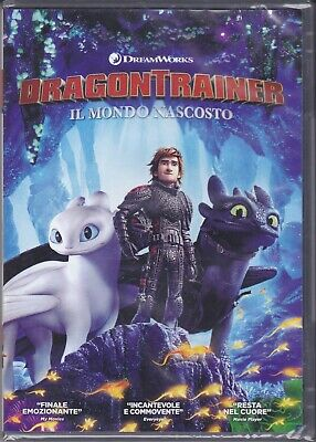 DVD how to Train Your Dragon 3 ~ the World Hidden New 2019
