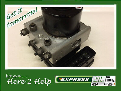 Peugeot 206, Citroen C2 C3 ABS Pump ECU Unit 9659136980 *** 3 MONTH WARRANTY ***