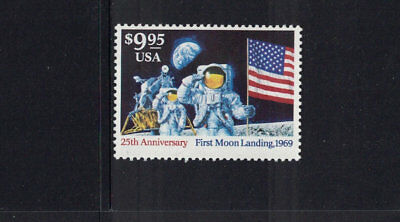 US 1994: #2842 25th Anniversary Moon Landing Stamp NH - Lot#7/18