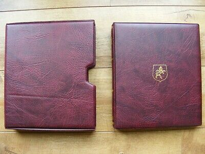 Stanley Gibbons Great Britain Stamp Album Volume 6 2012- 2017 Incl Supplements