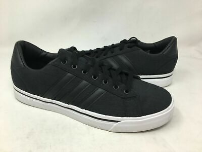 ADIDAS DAILY 2.0 Black White Men Shoes Sneakers Trainers