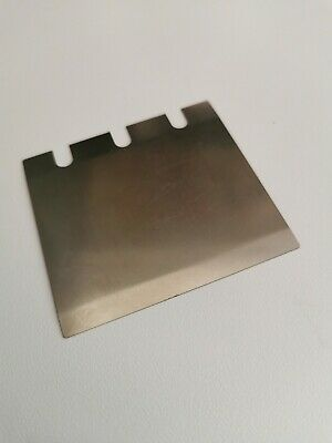 Nordson 7133505 interchange sliding plate EB60V thinknesss  0,3mm t0, 3