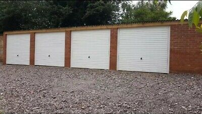 X4 Lock Up Garages In Coventry With X4 Parking Spaces