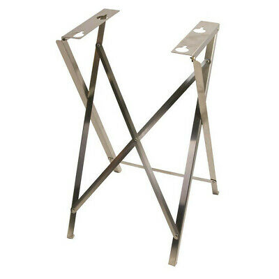 Solaire Stainless Steel Folding Stand For Anywhere & Everywhere ~ SOL-PST17A