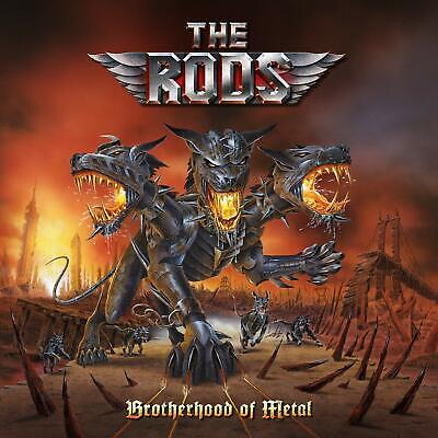The Rods (Band) - Brotherhood Of Metal CD New/Sealed