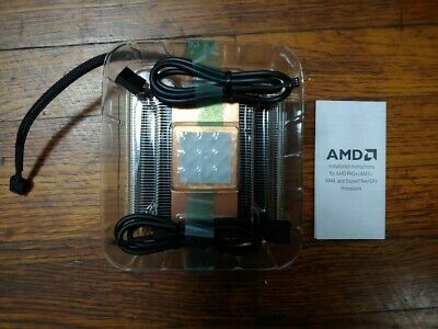 COOLER MASTER WRAITH Ripper MAM-D7PN-DWRPS-T1 CPU Fan For AMD Socket