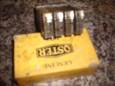 NEW OLD STOCK OSTER SYMBOL 300 1x12  BOLT DIES