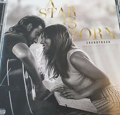 A Star Is Born soundtrack CD. Pre owned excellent condition