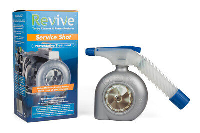 Revive Turbo Cleaner - Service Shot 300ml Preventative Treatment