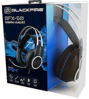 Auriculares Gaming PS4 ARDISTEL Blackfire BFX-50