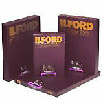 Ilford Multigrade Fiber Base Warmtone Semi Matte 8x10 25 Sheets