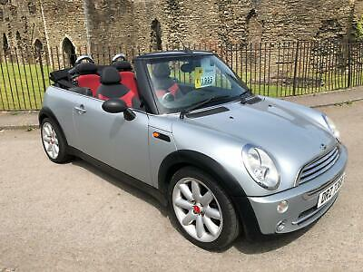 2004 MINI CONVERTIBLE 1.6 One 2dr 2 Keys immaculate condition Low Millage