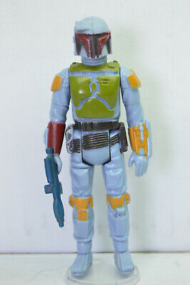 Vintage Star Wars Boba Fett 1979 COMPLETE NO REPRO TAIWAN KENNER **NMINT**