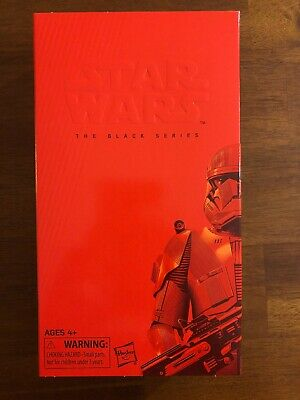"SDCC 2019 Hasbro Star Wars Black Series Sith Trooper 6"" Figure IN HAND"